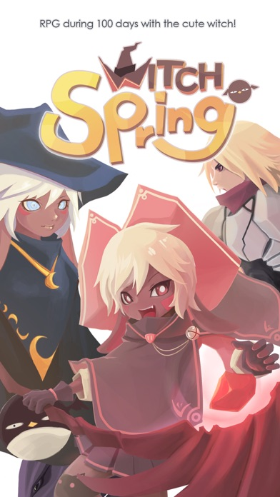 WitchSpring screenshot1