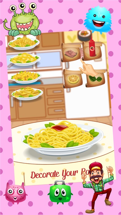 Pasta Maker Crazy Star Chef Kitchen Cooking Games For Girls App Download Android Apk