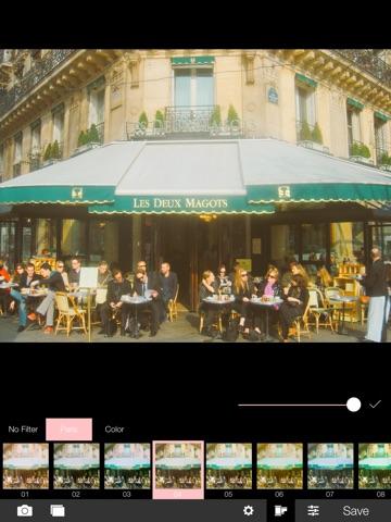 Analog Paris Screenshot