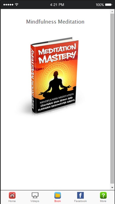 Meditation for Beginners - Learn How to Meditate screenshot two