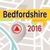 Bedfordshire 離線地圖導航和指南