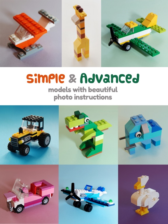lego step by step building instructions