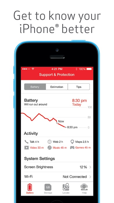 Verizon Support & Protection on the App Store