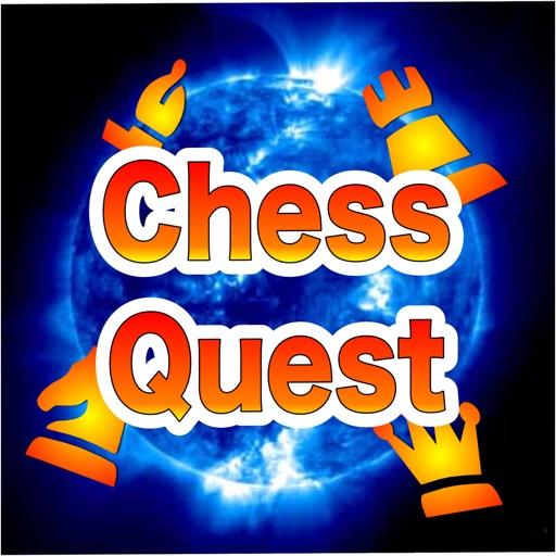 チェスクエスト - 無料オンラインチェス対戦アプリ【初心者歓迎】