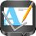 BusinessCardDesigner - 名片制作,创作者,编辑,模板,PDF,AirPrint和电子邮件的功能设计