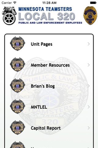 Teamsters Local 320 screenshot 1