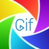 GIFの メーカー の カメラ とともに ステッカー: アニメーション写真からビデオとは面白いスタンプを追加します。