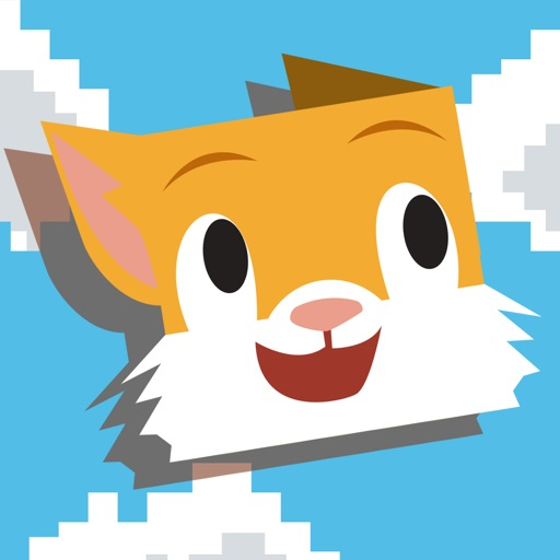 Flappy Cat - Endless Flying Game Featuring Stampy & Friends Edition iOS App