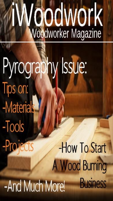 download iWoodwork: Woodworking Magazine apps 1