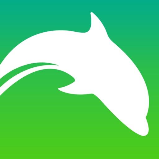 ドルフィンブラウザ - 広告ブロック標準装備の無料タブブラウザー