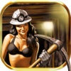 Sexy Girl Miner Poker : FREE Slots,  Lucky,  Video Poker & Cards!