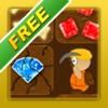 Treasure Miner Free - Ein 2d Gold Minen Sandkasten Abenteuer im Bergwerk