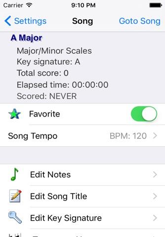 Trumpet Pro screenshot 4