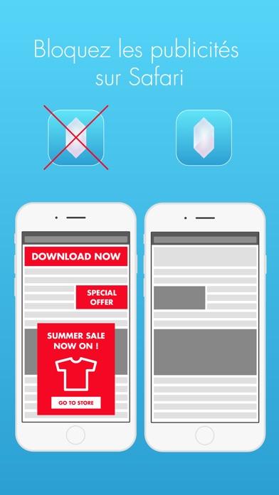 download Crystal Adblock – navigation Web sans publicité. apps 1