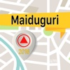 Maiduguri Offline Map Navigator and Guide