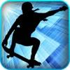 高速道路スケートサーファー