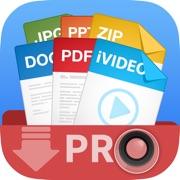 Video Player, Lecteur Vidéo + Document Manager PRO