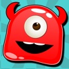 A Funny Monster 3 Matching Puzzle Game FREE