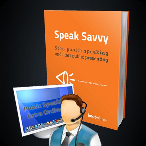 Public Speaking Extraordinare