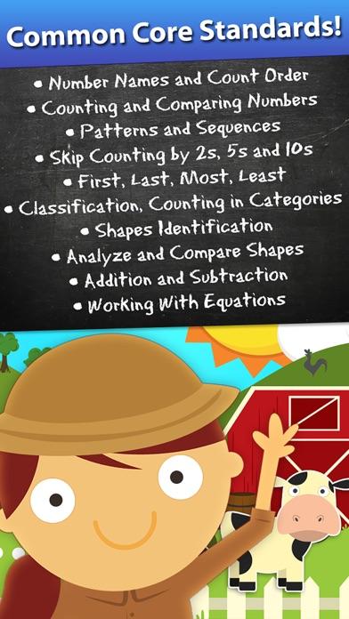 Tier Mathe-Spiele für Kids Screenshot