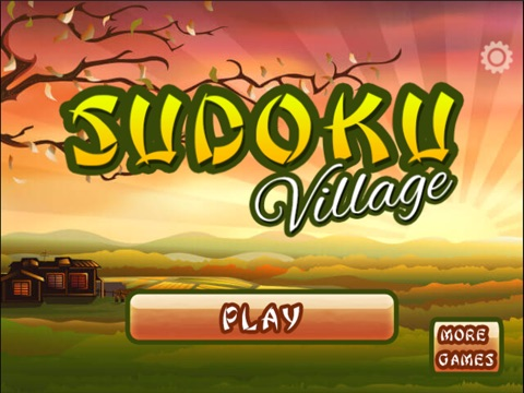 Sudoku Village - Train your Brain-ipad-0