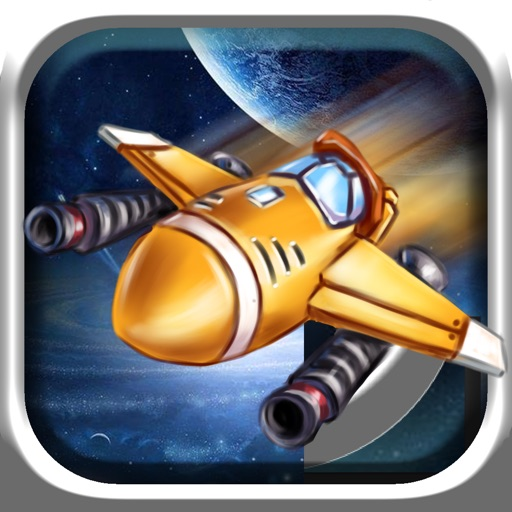 Plane Force - Crazy Lightning Air Jet Fighter Kings Icon