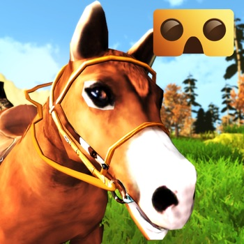 VR Horse Riding Simulator : VR... for iPhone