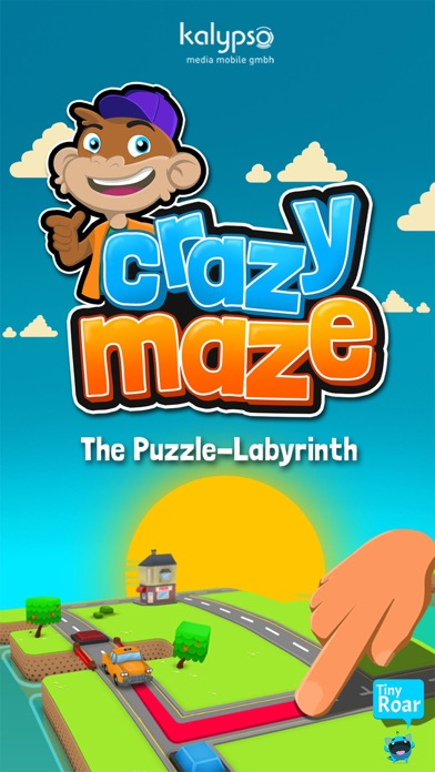 Crazy Maze - Traffic Puzzle Screenshot