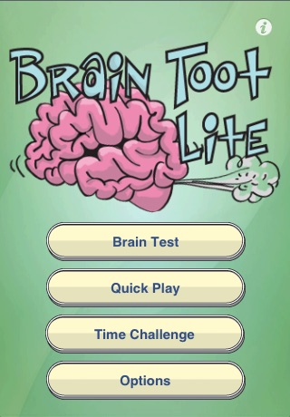Brain Toot (Free) screenshot 1
