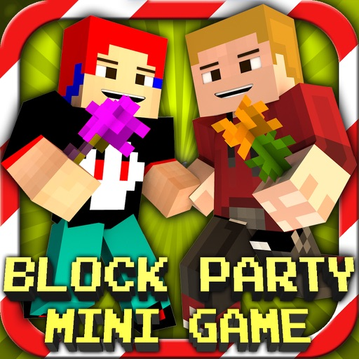 Block Party : Mini Game With Worldwide Multiplayer By Wang Wei