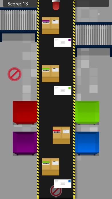 Conveyor Panic! Screenshot