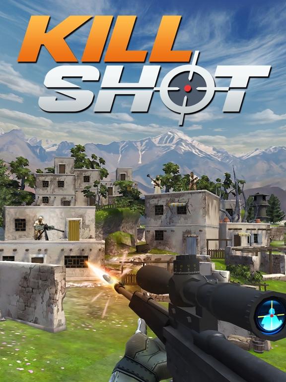 Kill Shot на iPad