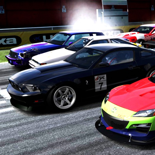 Out Run of Crew Racing
