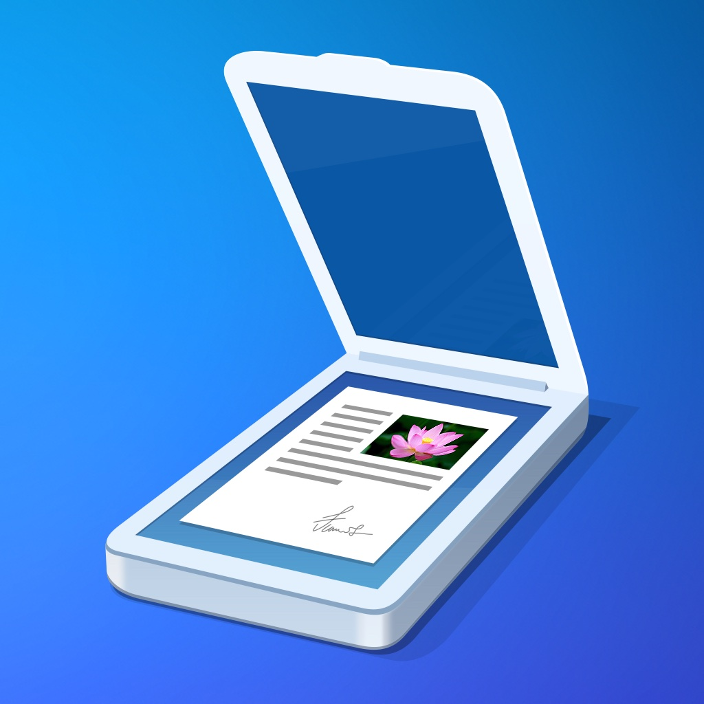 Scanner Pro by Readdle - Scan documents and receipts into PDF or JPEG files