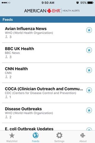 Health Alerts screenshot 4
