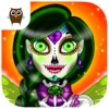 Spooky Princess Fairies Multigame,  Make Up & Spa - No Ads