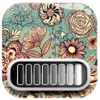 FrameLock – Vintage : Screen Photo Maker Overlays Wallpapers Pro