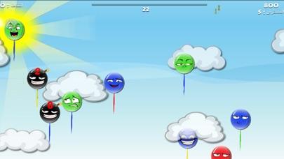 تحدي البالونات - لعبة عربية اطفاللقطة شاشة2