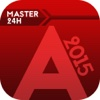 Master in 24h for AutoCAD 2015