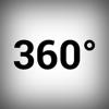 360-degree protractor for iPad