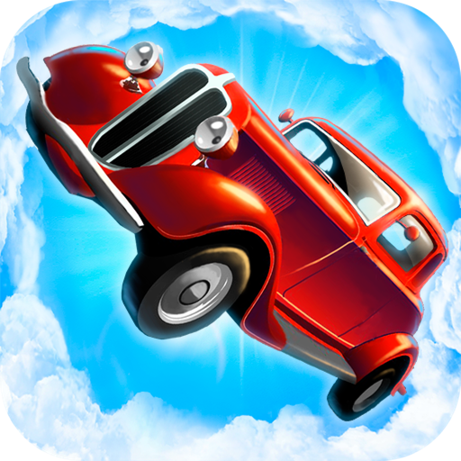 Magical Flying Car 3D Deluxe