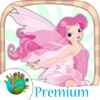 Paint fairy Magical and paste stickers - Premium
