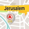 Jerusalem Offline Map Navigator and Guide