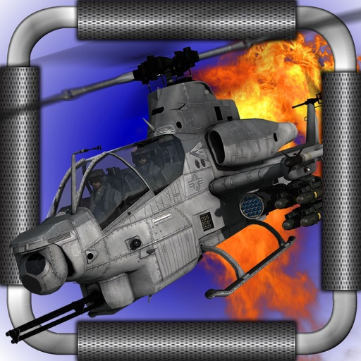 Air Combat Helicopter - Flight Simulator for Kids iOS App