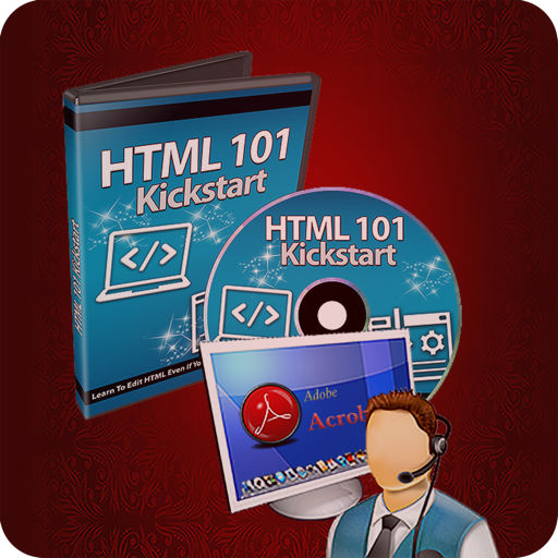 Introduction to HTML 101 Kickstart Tutorials