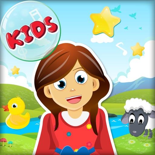 Kids Rhymes. iOS App