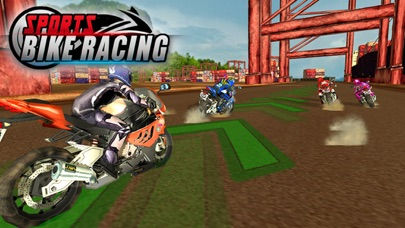Sports Bike RacingСкриншоты 1
