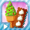 Frozen Smoothie Factory :  Ice Cream Scoop Dessert Builder Free Game for Kids
