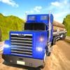 Offroad Hill Drive Cargo Truck 3D