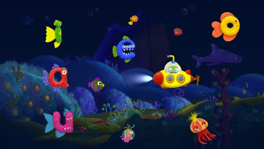 Tiggly Submarine Screenshot